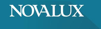logo Novalux Complicité stratégique